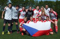 Fotbalové družstvo - ČVUT Mixed