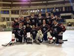 Hokejisté ČVUT na turnaji ve Füssenu