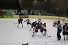 Ze zápasu ČVUT - UK Bratislava