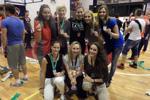 Eeroroma 2014 - Stříbrné volejbalistky