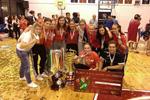 Eeroroma 2014 - Vítězné futsalistky